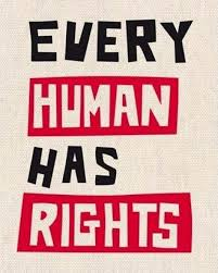 Every Human has rights!